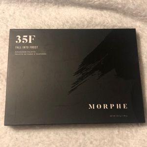 Brand New Morphe 35 F Palette